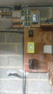 Tableau électrique à sécuriser